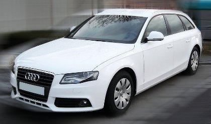 Audi A4 vaihtoauto
